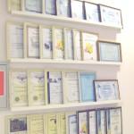 Наши дипломы и сертификаты